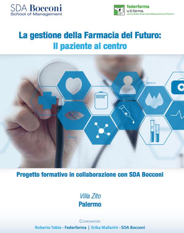 La gestione della Farmacia del Futuro: Il paziente al centro
