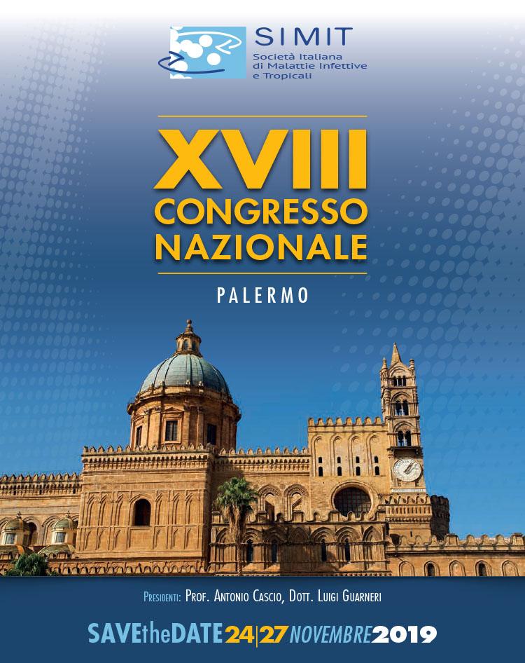 SIMIT – XVIII Congresso Nazionale – Palermo