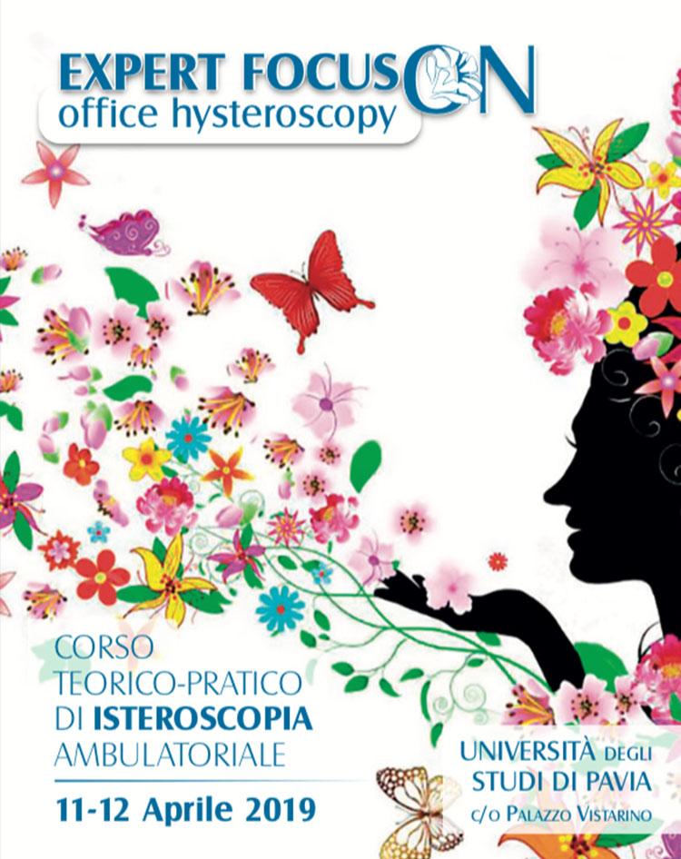 Expertfocuson: Isteroscopia 11 – 12 Aprile 2019